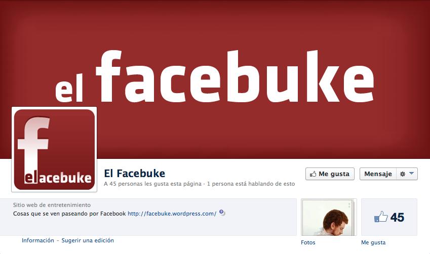 El Facebuke - Fabebook